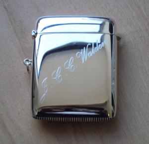 The Silver Matchbox